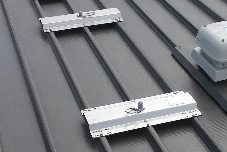 Abseil Anchor for Roof Safety