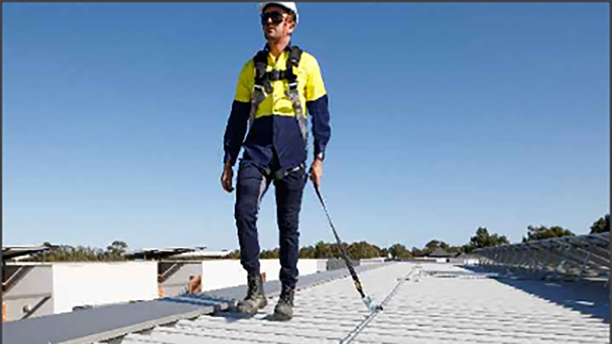 Roof Safety Inspection and Assessment