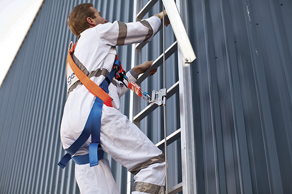 Fixed Ladders for Access and Egress Safety